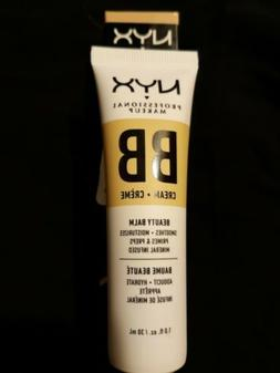 """1 NYX BB Cream """" BBCR01 - Nude """" Oil Free & Mineral infused"""