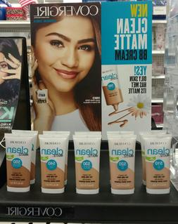 Covergirl Clean Matte BB Cream, You Choose