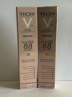 2-VICHY IDEALIA BB CREAM SPF 25 Light Shade 40ML