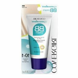 1pc COVERGIRL Smoothers Lightweight BB Cream Fair to Light,