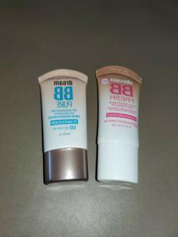 2/Maybelline Dream Pure BB Cream/ 1 PURE BEAUTY BALM/ 1 FRES