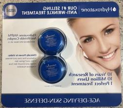 *2 Pack*New Hydroxatone Am/Pm Anti-Wrinkle Treatment Cream 1