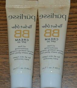 Purlisse Perfect Glow BB Cream ~ Medium Tan ~ 0.24floz / 7m