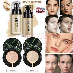 2020 Air Cushion Mushroom Head CC Cream BB Concealer Moistur