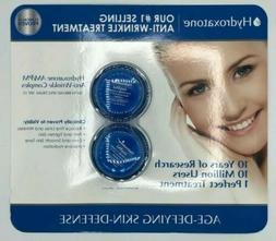 2X Hydroxatone AM/PM Anti Wrinkle Complex Face Cream 1 oz w/