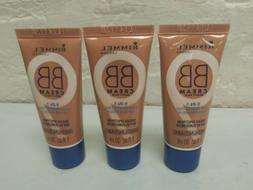 3 ~ Rimmel BB Cream 9-In-1 Skin Perfecting Medium / Dark 1oz
