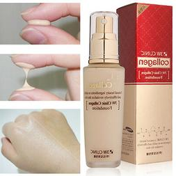 3W CLINIC collagen Foundation 50ml Perfect Cover BB Cream CC
