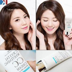 3W CLINIC Crystal Whitening CC Cream SPF50+ PA+++ 50ml 2COLO