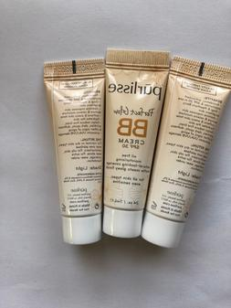 3X Purlisse Perfect Glow BB Cream in Light SPF 30 Ipsy Trave