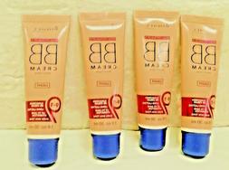 4 Pcs! Rimmel BB Cream 9 In 1 Light Foundation 24 Hr Hydrati