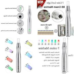 7 Color Led Light Bb Mose Machine Microneedle Pen With 5Ml B