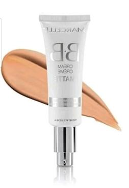 Marcelle 8 in 1 BB Cream Matte, Hypoallergenic and Fragrance