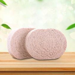 CynKen 3 Pack Sponge Loose Powder Makeup Squishy Puff Cosmet