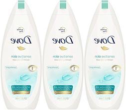 Dove Sensitive Skin Nourishing Body Wash, 12 Fluid Ounce