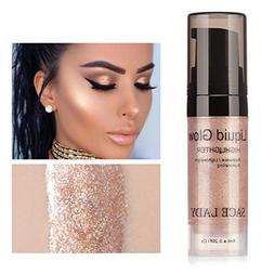 Hoshell 6ML Sexy Liquid Glow Highlighter Lip Foundation Make