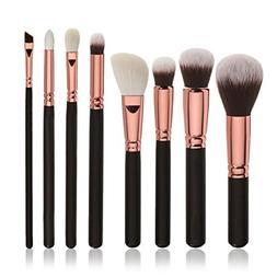Usstore 8PC Makeup Brush Multipurpose Superior Soft Eyeshado