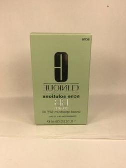 Clinique Acne Solutions BB cream Liquid Makeup Medium Sz 1 o