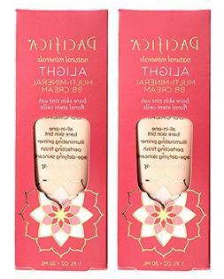 Pacifica Alight Multi-Mineral BB Cream  with Jojoba Esters,