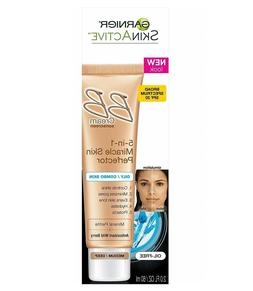 Garnier All-in-One Miracle Skin Perfector BB Cream, Medium/D