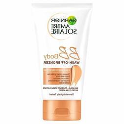 Garnier Ambre Solaire BB Cream Body Bronzer 5-in-1 Body Perf