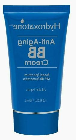 Hydroxatone Anti-Aging BB Cream Broad Spectrum SPF 40 Univer