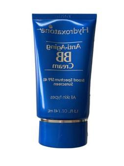 Hydroxatone Anti-Aging BB Cream~SPF 40~All Skin Types 1.5 FL