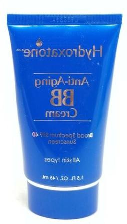 Hydroxatone Anti-Aging BB Cream, SPF 40 Universal Shade 1.5