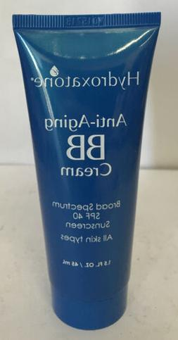 Hydroxatone Anti-aging BB Cream Universal Shade SPF 40 All S