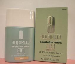 Clinique Anti-blemish Solutions Bb Cream SPF 40, Light Mediu