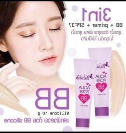 Babalah Aqua Pore BB SPF37 PA +++ texture light conceal smoo