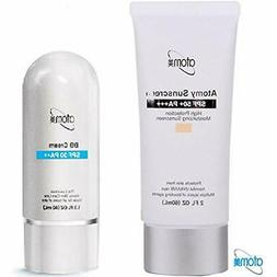 Atomy BB Cream Beige + Sunscreen 2 Pcs 1 Set Beauty