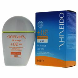 Shiseido Sports BB Broad Spectrum SPF 50+ Wet Force Light 30