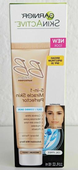 GARNIER BB CREAM 5 in 1 MIRACLE SKIN PERFECTOR  MEDIUM DEEP
