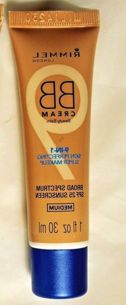 Rimmel BB Cream 9-In-1 Skin Perfecting Super Makeup SPF 25 M