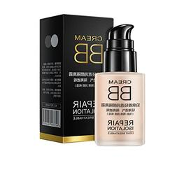 BB Cream, Moisturizing Oil Control Skin Patch Foundation Nud