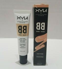 NYX  BB Cream BBCR02 Natural Beauty Balm Hydrates Smooth Hel