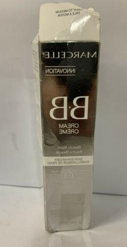 Marcelle BB Cream Beauty Balm Hypoallergenic and Fragrance-F