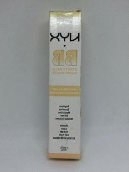 NYX BB Cream Beauty Balm Natural BBCR 02 New In Box As Pictu