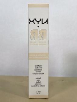 NYX BB Cream Beauty Balm Natural BBCR 02 Oil Free Mineral En