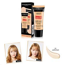 Ochine BB Cream Cover Blemishes Moisturizing Brighten Skin C