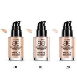 BB Cream Face Concealer Foundation Cream Moisturizing Whiten