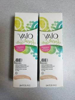 Olay BB cream Fresh Effects Tinted Skin Moisturizer Fair Lig