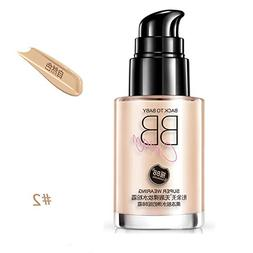 BB Cream Unblemished Nude Look Gouache Creamv Moisturizing C