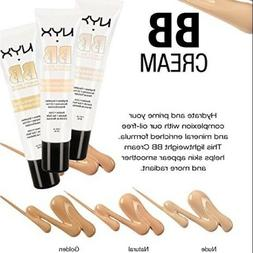 NYX Beauty Balm BB Cream BBCR - 01 & 02 & 03 Oil Free You Ch