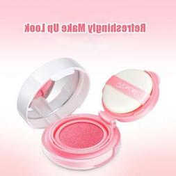 BIOAQUA BB Cream Air Cushion Blusher Blush Rouge Moisturizin