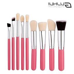 Poluck 9 Pieces Makeup Brush Set Professional Face Eye Shado