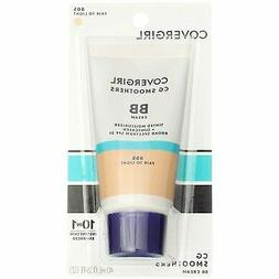 CoverGirl CG Smoothers BB Cream, Fair To Light 805, SPF 21,
