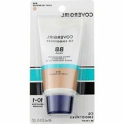 CoverGirl CG Smoothers BB Cream, Light To Medium 810, SPF 21