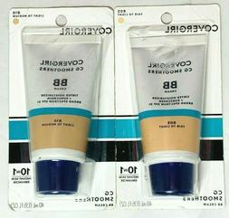 CoverGirl CG Smoothers BB Cream PICK SHADE 805 810 DIFFERENT