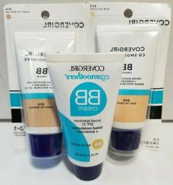 COVERGIRL CG SMOOTHERS BB CREAM TINTED MOISTURIZER + SUNSCRE